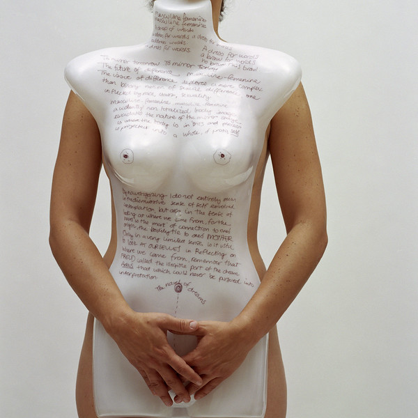 masculinefeminine I, 2002 archival pigment print 44 x 44 inches (110 x 110 cm)