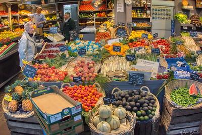Rouen Market