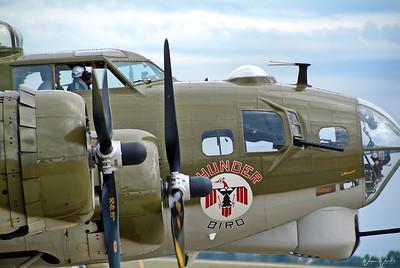 Thunder Bird:  B-17
