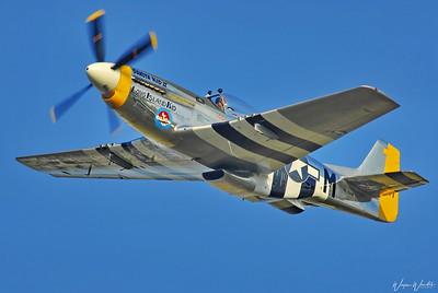 Dakota Kid II:  P-51 Mustang