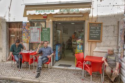 Alfama Cafe