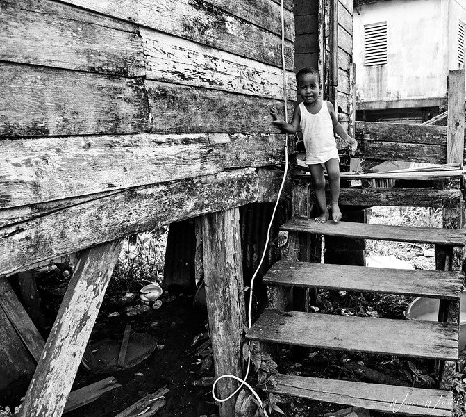 Little Boy of Belize