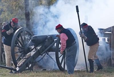 Civil War Weekend at Liendo Plantation