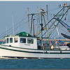 The Sonny Mac Shrimper off of Texas City Dike