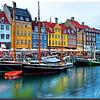 Nyhavn:  Copenhagen