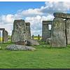 Stonehenge in Panorama