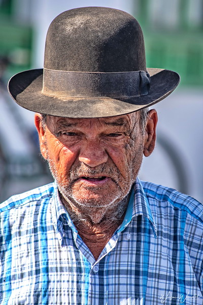 Resident of the Village of Soo, Lanzaroth, the Azores