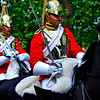 "Queen's Household Cavalry ..........""Q"" is for Queen's Cavalry"