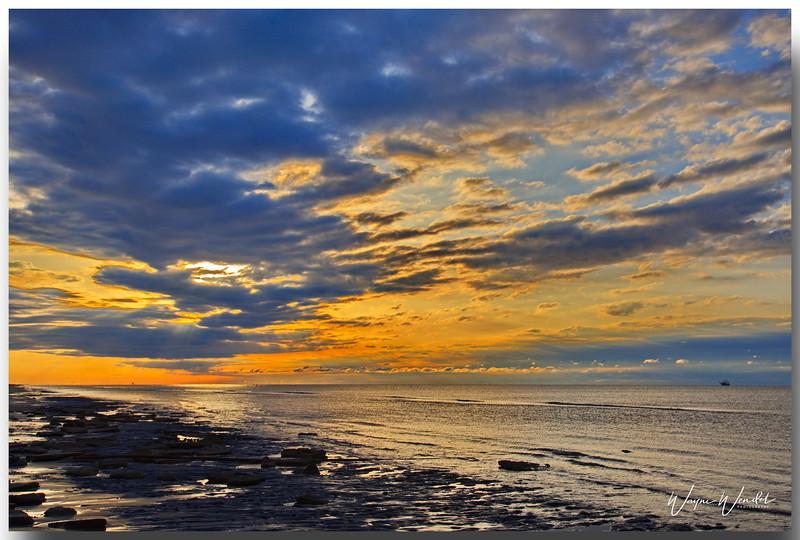 Bolivar Sunrise