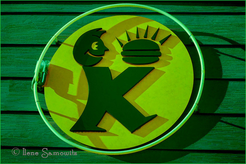 K for the Alphabet Challenge