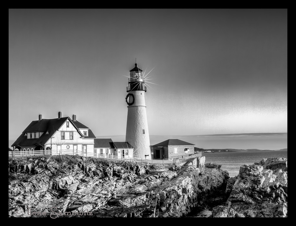12-21-12 Another Portland Head Lighthouse Shot - thanks for all the wonderful support and comments for my photos of late.  Recently there have been just some incredible images.  I appreciate the feedback and critiques as well.  I often enjoy doing multiple versions of an image.  I hope that you all joy that as well.  <br /> <br /> Critiques welcome.