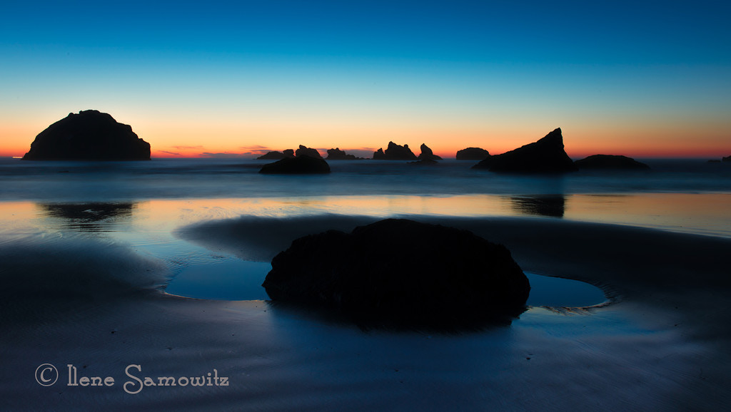 12-29-12 Bandon Long Exposure Sunset <br /> <br /> Critiques Welcome