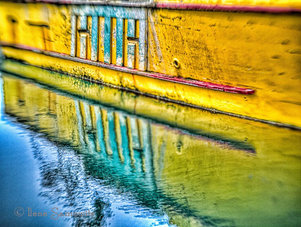 Garibaldi Harbor Reflections