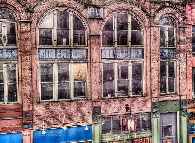 Pioneer Square 1889