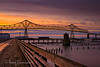 12-30-12 Sunset at Astoria Bridge.  This  was a 140 sec exposure using the Lee Big Stopper and a 2 stop graduated ND filter.<br /> <br /> Critiques Welcome.