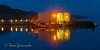 Reflections at the Port of Garibaldi<br /> Garibaldi, Oregon Coast