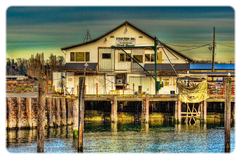 Blaine Harbor, Washington