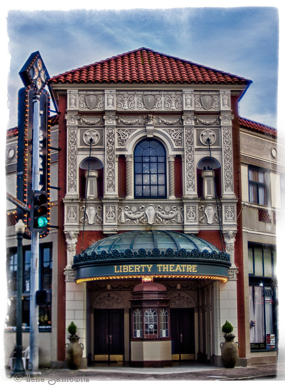 Liberty Theater, Astoria, Oregon