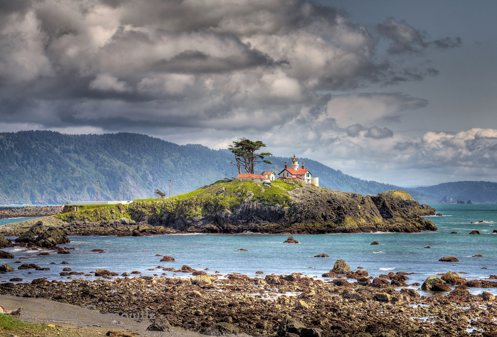 Battery Point Lighthouse<br /> Crescent City, CA<br /> 5-28-12