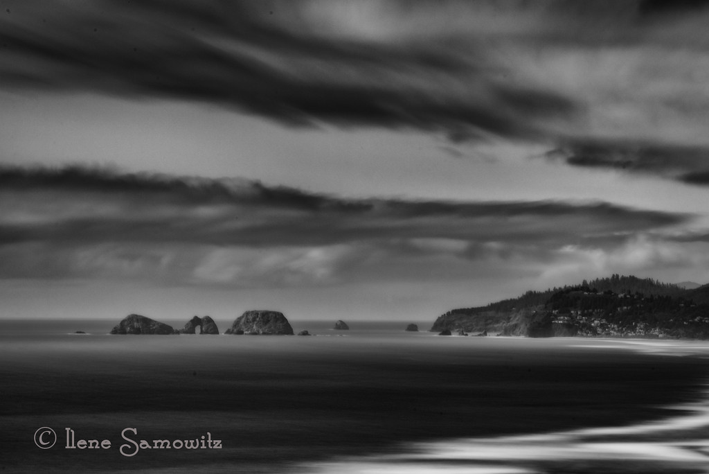 7-6-13 Cape Lookout Long Exposure