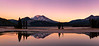 11-16-13 S is for Sunrise at Sparks Lake looking at South Sister Oregon
