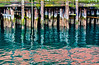 1-27-13 Seattle Waterfront Pier Reflections - this was taken with my Nikon 1 V! during a lunch break last week.  It was a single shot that was processed in LR4 and in Perfect Suite 7.