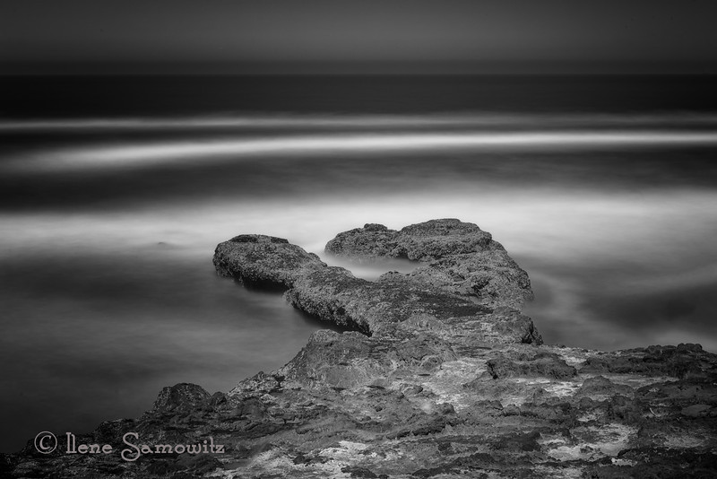 5-15-13 This is a 205 sec exposure of the ocean at Yachats, Oregon.<br /> <br /> I really appreciate all the feedback and encouragement on my long exposure work.