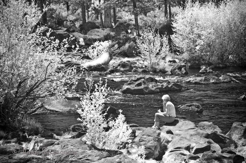 10-18-13 Contemplation, Bend, Oregon