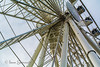 2-2-13 Under the Ferris wheel at the Seattle waterfront.  This was taken with the Nikon 1 v1