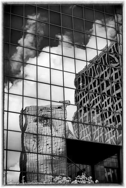 4-19-13 Skyscraper Reflections