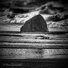 Haystack Rock in Pacific City