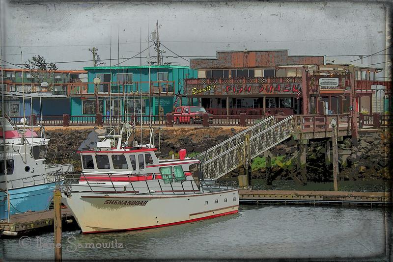 Bennett's Fish Shack<br /> <br /> Westport, WA