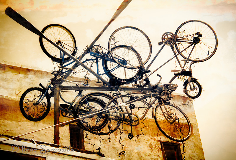 Cycles in Port Townsend
