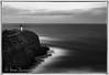 Long exposure at Kilaeau Lighthouse, Kauai, Hawaii