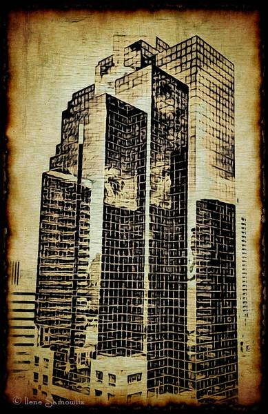 Bellevue Skyscraper