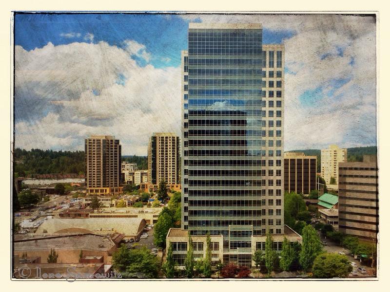 From my office in Bellevue
