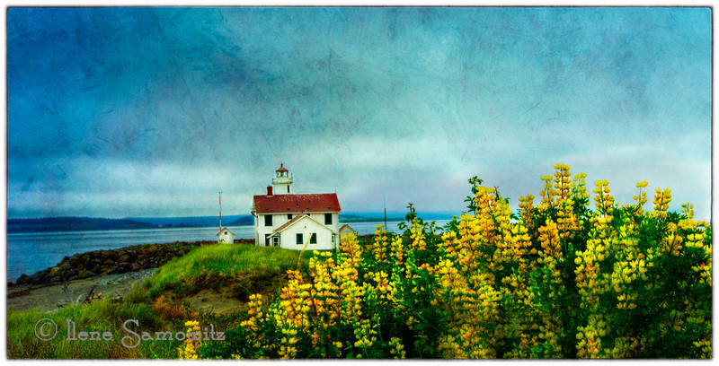 Point Wilson Lighthouse, Port Townsend, WA.
