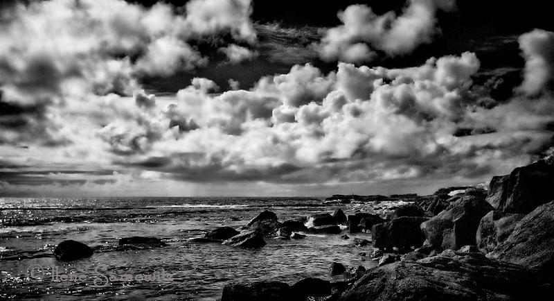 Salt Pond Beach, Kauai<br /> <br /> I took this with the Fuji x100s and used an Hoya ir filter.