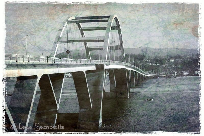Waldport, Oregon Bridge