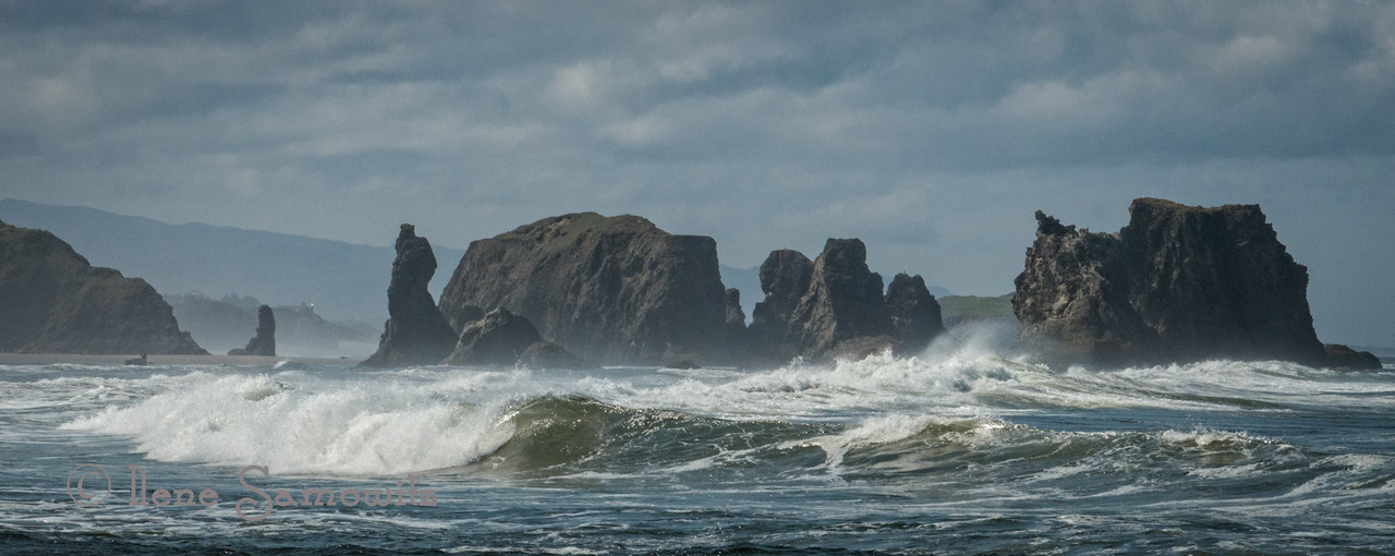 Bandon Seascape in Oregon