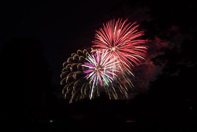 Clinton fireworks