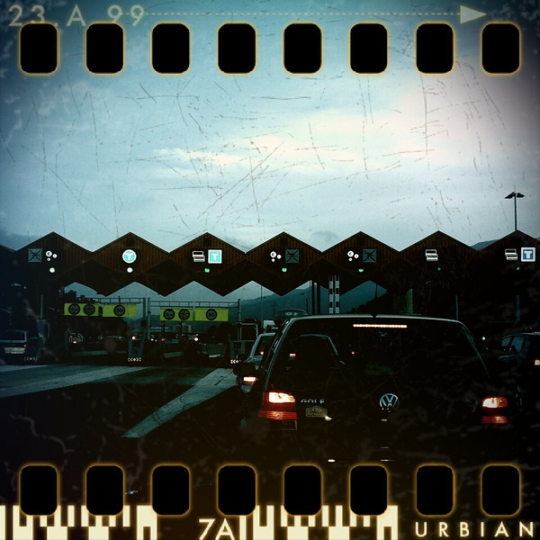 September 3rd: Early morning at the Toll Station