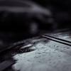 windshield droplets