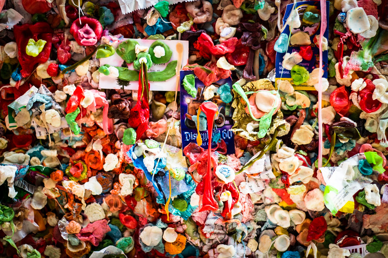 gumwall up close