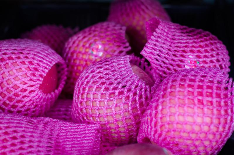 fruit sleeves
