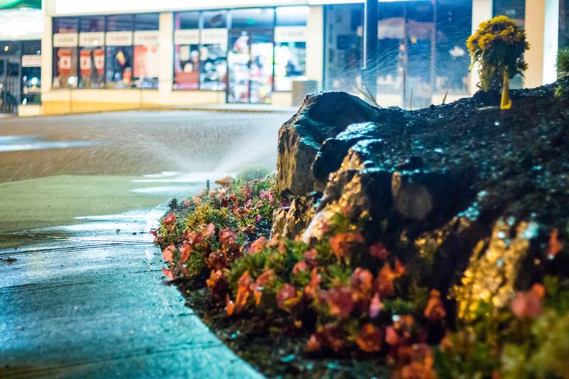 sidewalk soak