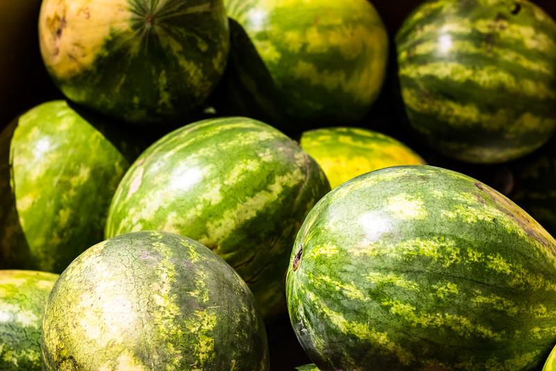 watermelons aplenty