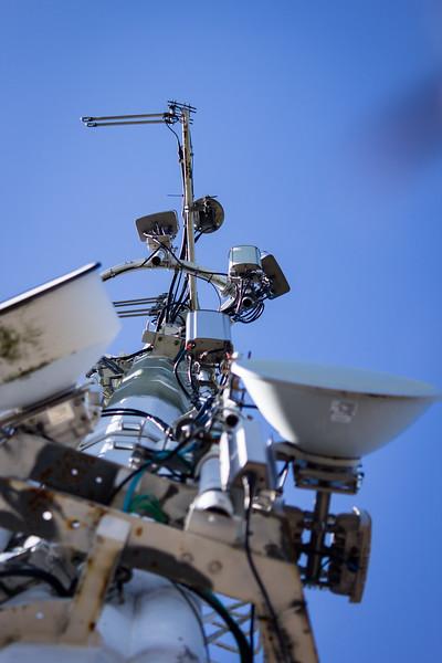 antenna from below