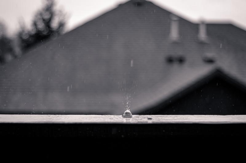 rain sploosh