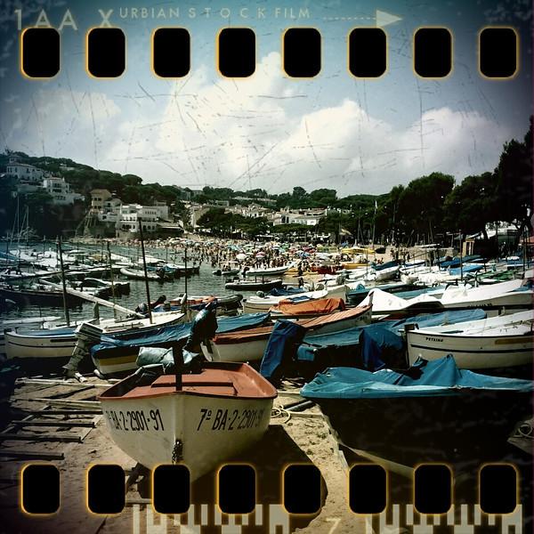 August 25th: Harbour of Llafranc, Spain